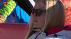 Video «Ski: Schweizerinnen verpassen Super-G-Medaille (sotschi aktuell, 15.02.2014)» abspielen