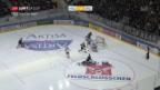 Video «Lugano feiert Mini-Sieg gegen Zug» abspielen