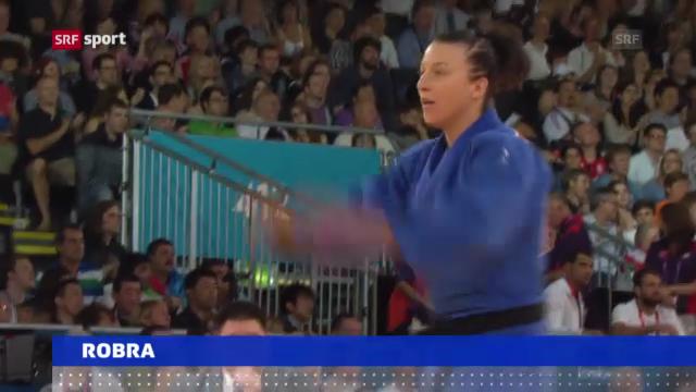 Judo: Juliane Robra verpasst WM («sportaktuell»)