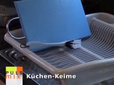 Video «Mehr Bakterien auf Schneidebrett als auf dem Toilettenrand:» abspielen