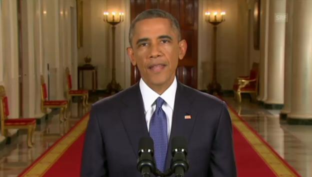 Video «Obama über den Entscheid (Originalsprache)» abspielen