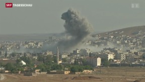 Video «Hilfe für die Kurden in Syrien» abspielen