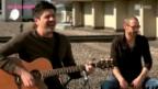 Video «Disgroove - «National Radio Song»» abspielen