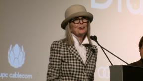 Video «Diane Keaton: Von schillernd bis zerzaust» abspielen
