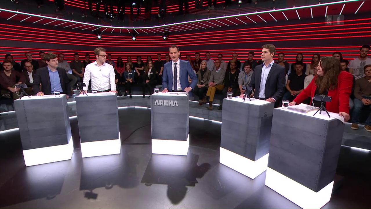 Zukunfts-Arena