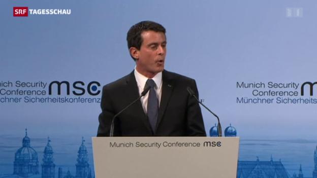 Video «Frankreich gegen Verteilmechanismus» abspielen