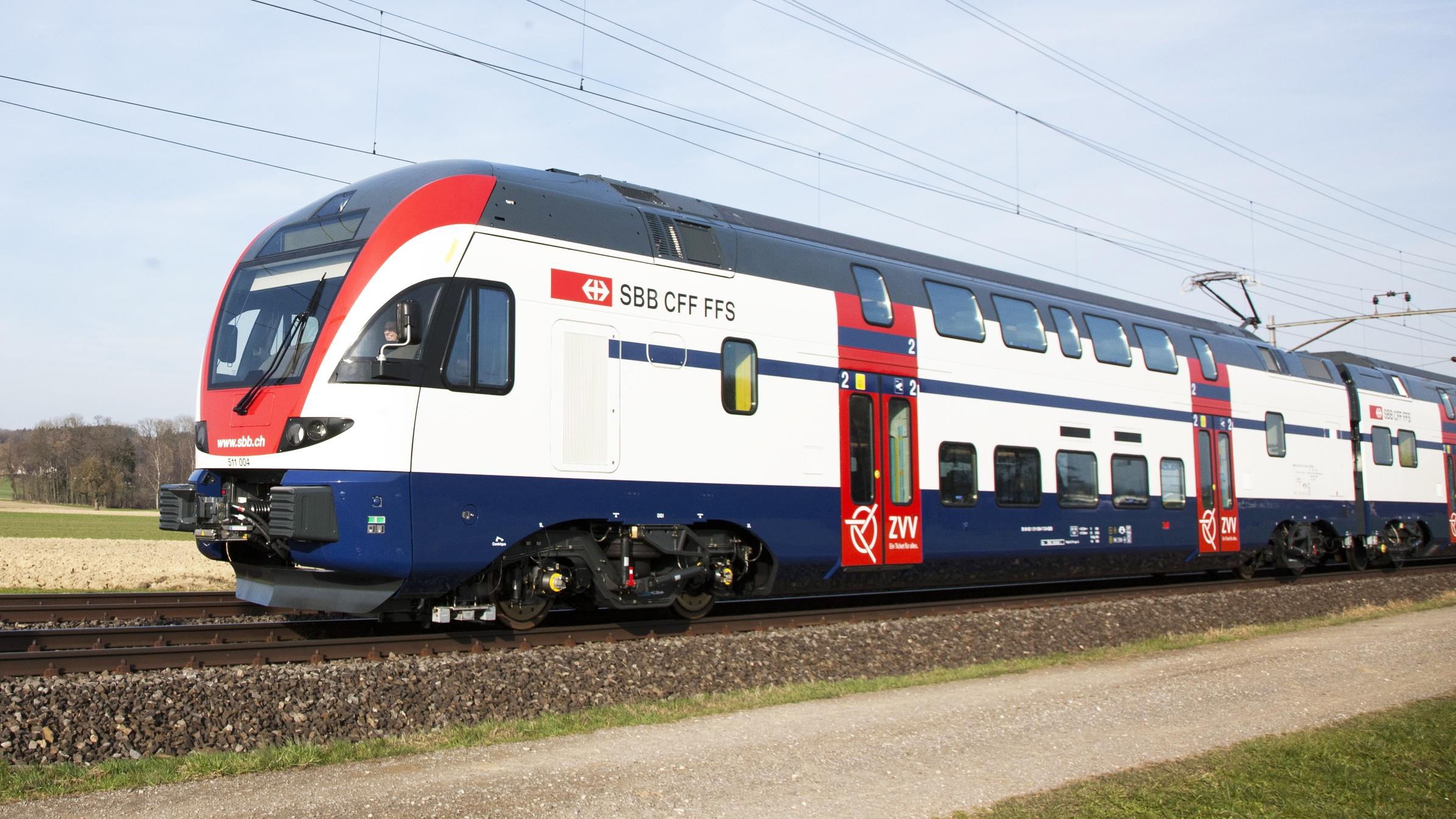 SBB setzt Regionalzüge im Fernverkehr ein