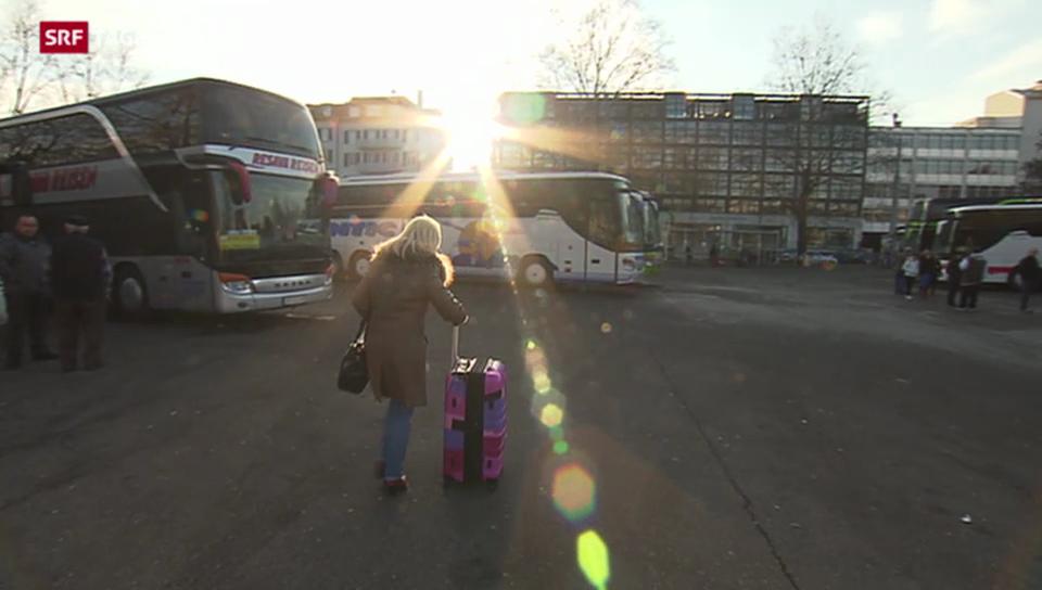 Pendelmigration fordert die Behörden