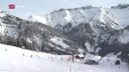 Video «Skigebiete sind besorgt über den herannahenden Wettermix» abspielen