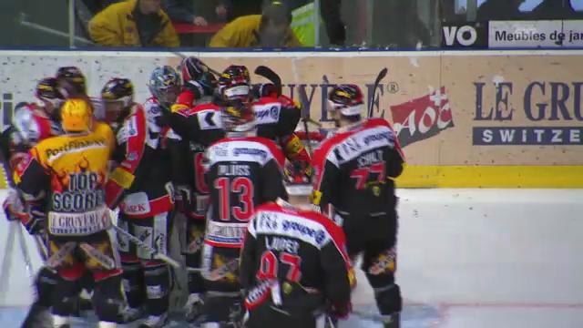 Höhepunkte Fribourg - Bern («sportlive»)