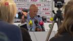 Video «Peter Zeidler ist neuer Trainer von St. Gallen» abspielen