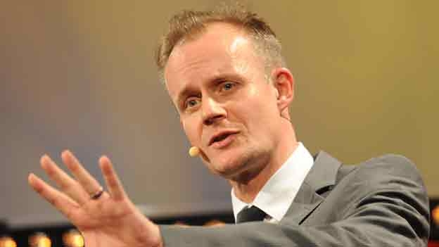 Max Uthoff: «Die Bayern wünschen sich eine Anarchie mit einem starken Anarchen.»