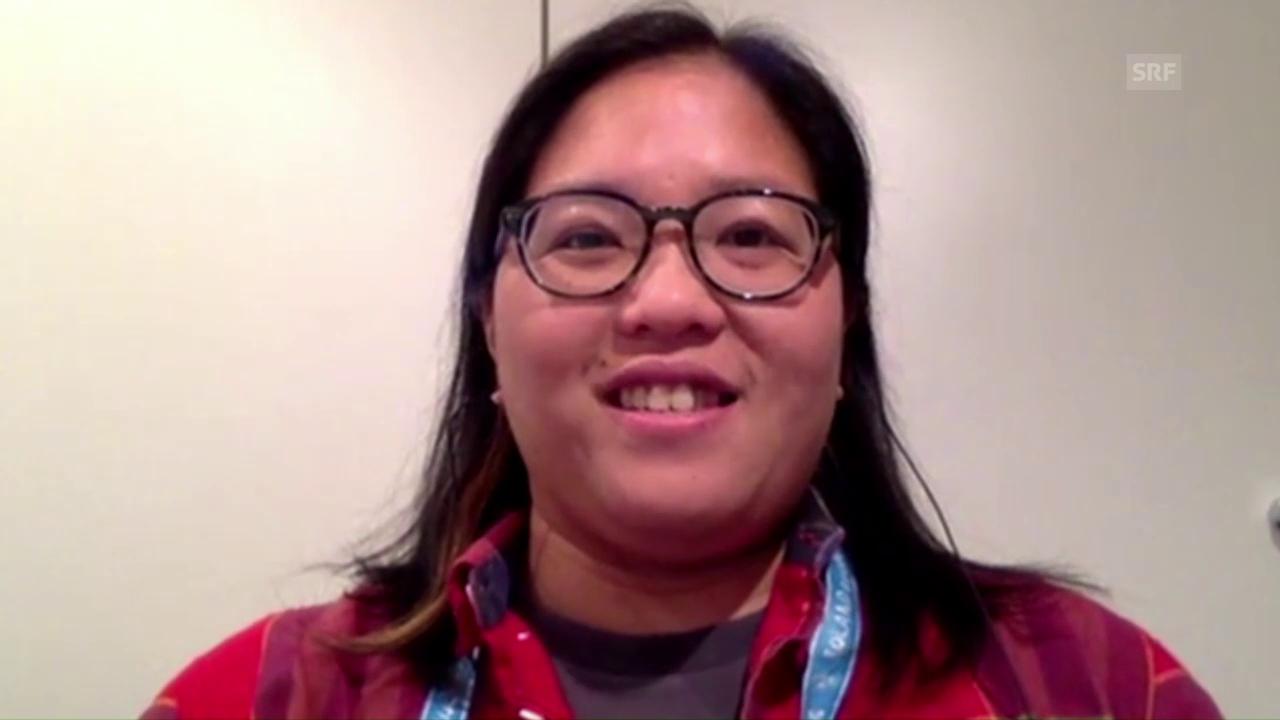 Courtney Nguyen über Timea Bacsinszky