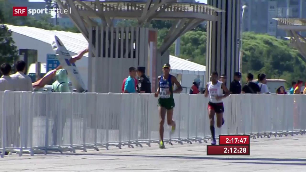 LA: WM in Peking, Marathon Männer