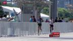 Video «LA: WM in Peking, Marathon Männer» abspielen