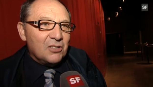 Video «Beni Thurnheer über seine letzte Sendung» abspielen