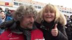Video «Wie die Familie Smith den Bronzegewinn von Fanny erlebte» abspielen