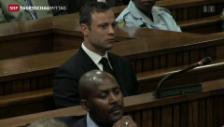 Video «Pistorius schuldig gesprochen» abspielen