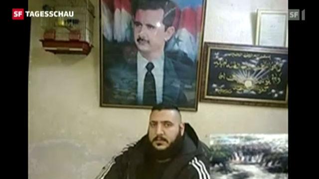 Schabiha-Milizen wohl für Massaker in Syrien verantwortlich