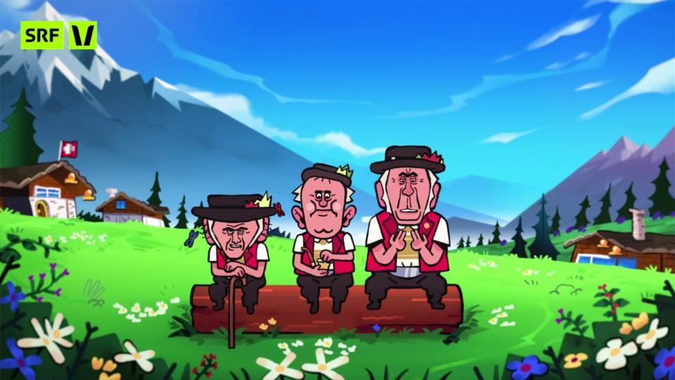 Let's Say... Die satirische Animationsserie | Trailer (Folge 0)