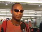 Video «Leichtathletik: Asafa Powell in Zürich» abspielen