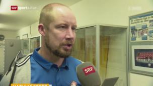 Video «Seger wird Assistenz-Trainer bei den Lions» abspielen
