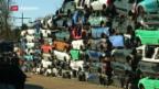 Video «Autoindustrie profitiert von VW-Skandal» abspielen