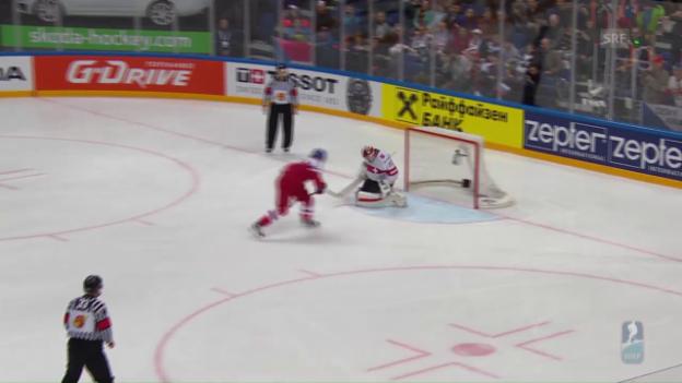 Video «Zusammenfassung Tschechien-Schweiz» abspielen
