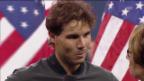 Video «Interview Rafael Nadal («sportlive»)» abspielen