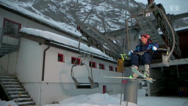 Video «Rechtsfragen im Schnee: Wenn Winterferien Ärger machen» abspielen