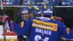 Video «Eishockey: Kloten Flyers - SCL Tigers» abspielen