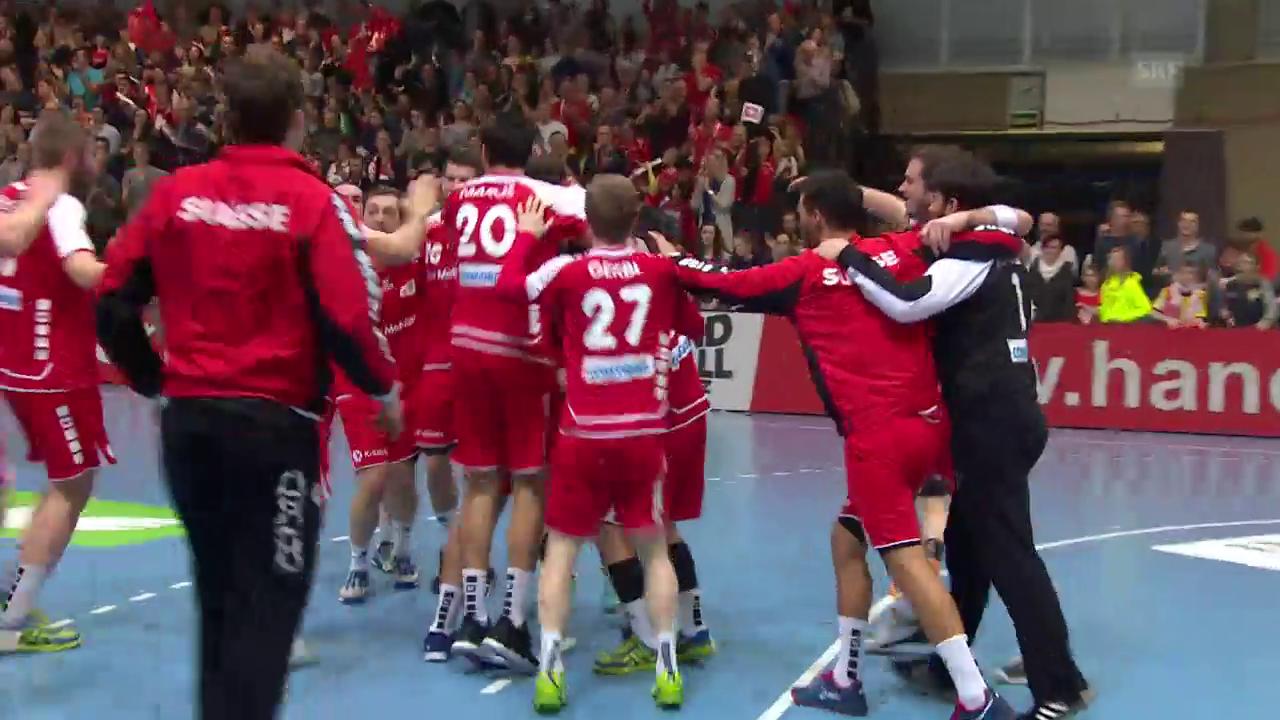 Schweiz feiert deutlichen Sieg gegen Estland