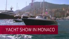 Link öffnet eine Lightbox. Video Yacht Show in Monaco abspielen