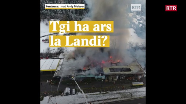 Laschar ir video «Tgi ha ars la Landi?»