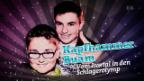 Video «Talent: Kapfhammer Buam mit «I sing a Liad für di»» abspielen