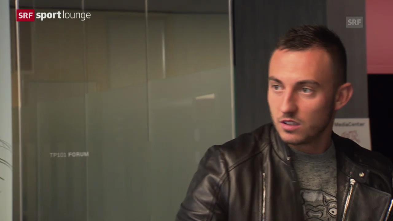 Josip Drmic - der Schweizer Stürmer der Stunde («sportlounge» vom 03.03.2014)