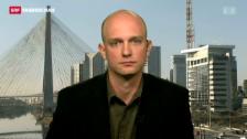 Video «Einschätzung von Tjerk Brühwiller, Korrespondent NZZ» abspielen