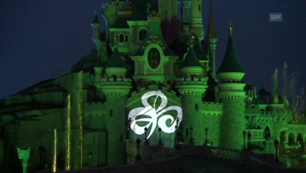 Video «St. Patricks Day: Die Welt leuchtet grün (unkomm.)» abspielen