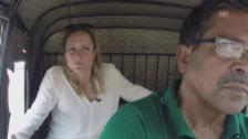 Video «Zu Besuch in einem Tempel in Assam» abspielen
