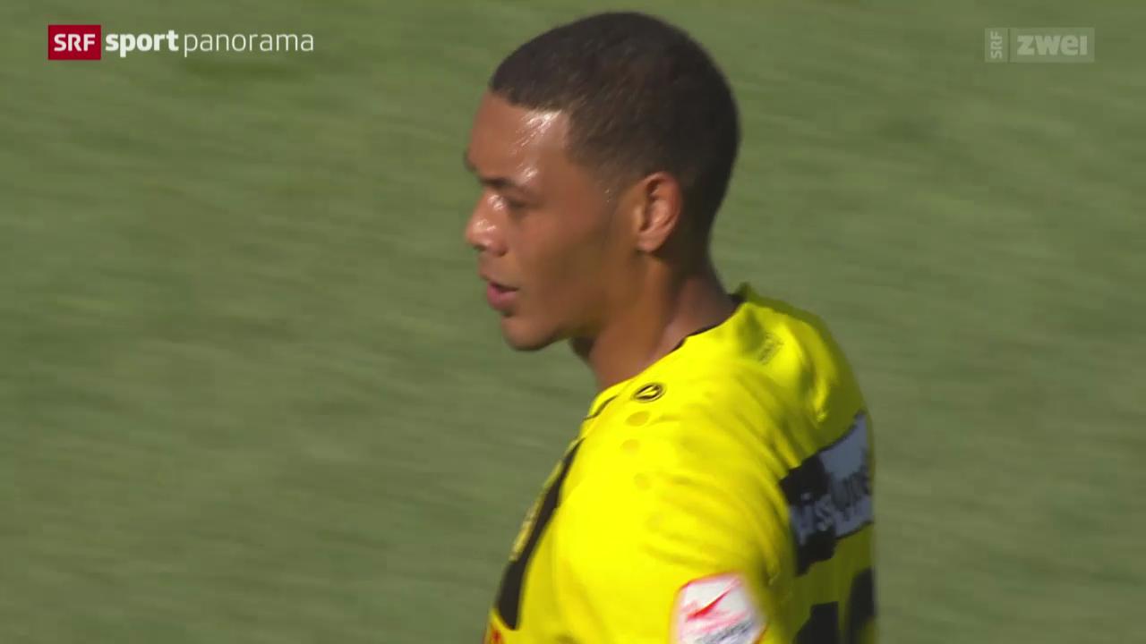 Fussball: YB - Zürich