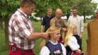 Video «Wettbewerbsauflösung mit Gölä und Jörg Abderhalden» abspielen