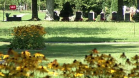 Video «Erholen auf dem Friedhof» abspielen