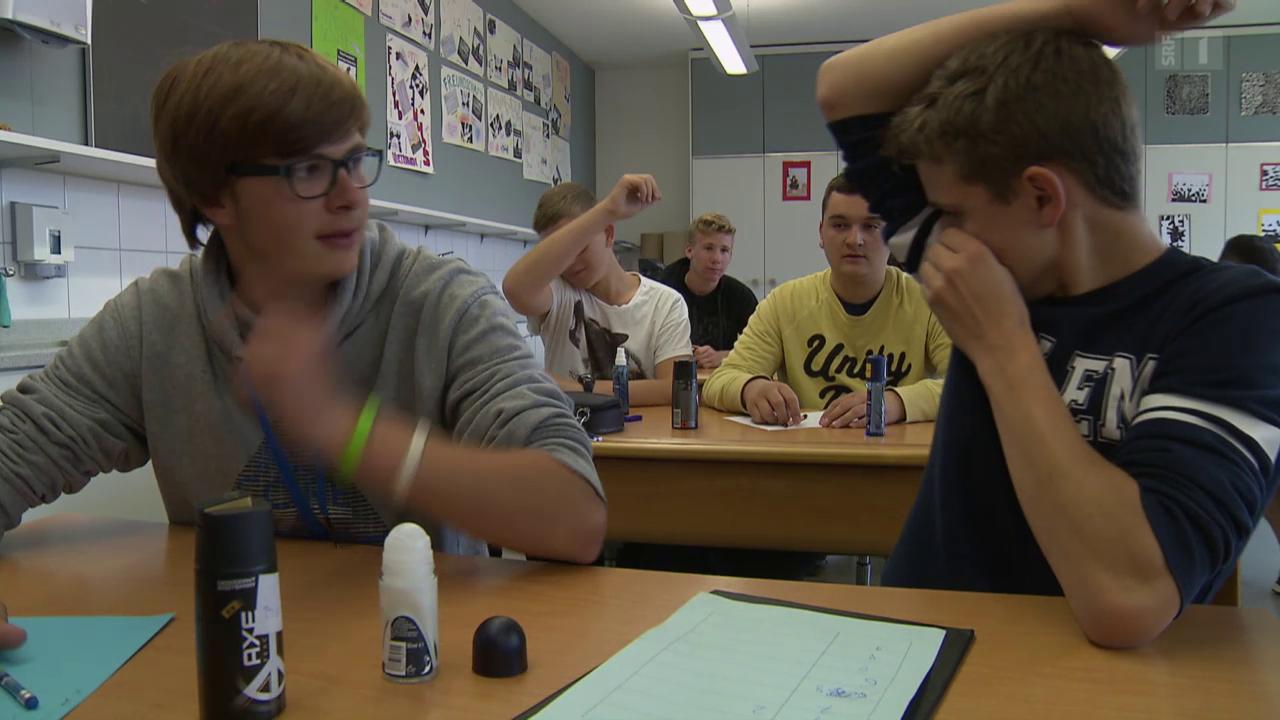Schweizer Jugend testet: Schüler machen «Kassensturz»