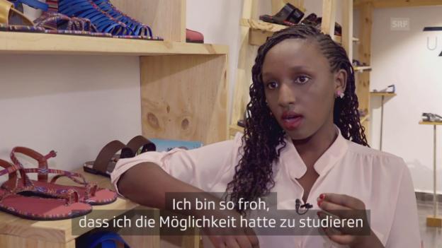 Video «Frauen in Ruanda» abspielen
