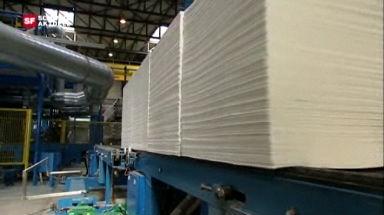Video «Zellulose-Fabrik Borregaard» abspielen