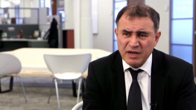 Video «Nouriel Roubinis ungehörter Appell» abspielen