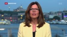 Video «Ruth Bossart über Konsequenzen des Entscheids» abspielen