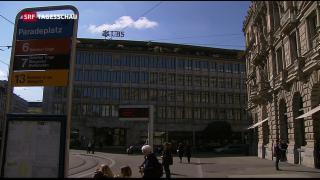 Video «UBS vor Gericht in Frankreich» abspielen