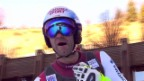 Video «Ski alpin: Super-G in Gröden, Didier Défago» abspielen
