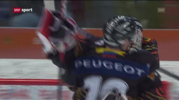 Video «NLA: Bern - Genf («sportaktuell»)» abspielen
